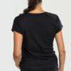 Womens-T-shirt-V-Neck-That-Kizomba-Though-Black-1980