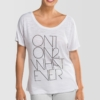 Womens-T-shirt-Scoop-Neck-On1-On2-Whatever-White-1788