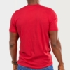 Mens-T-shirt-That-Zouk-Though-Red-5640