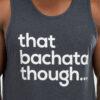 Mens-Tank-Top-That-Bachata-Though-Grey-5367